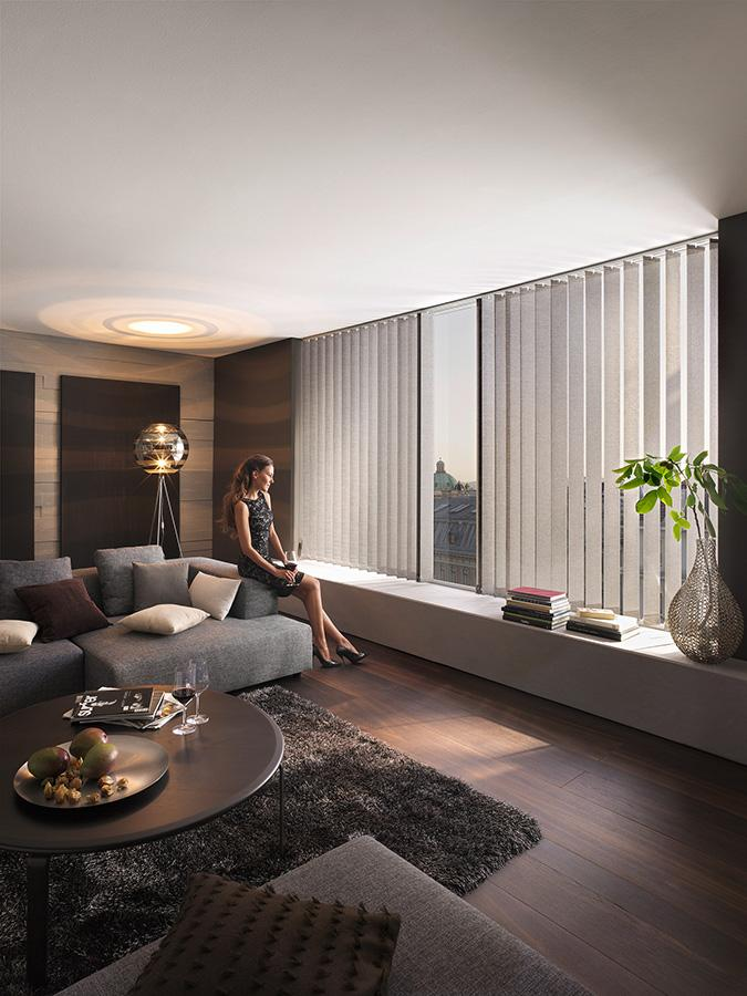 vertikaljalousie. Black Bedroom Furniture Sets. Home Design Ideas
